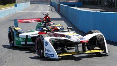 Daniel Abt Audi Sport Formula E Santiago ePrix