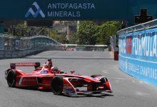 Santiago ePrix Formula E Dragon Racing