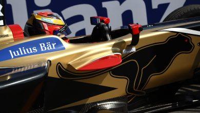 Jean-Eric Vergne Formula E Hong Kong ePrix