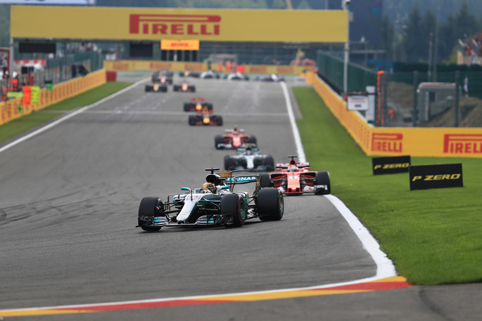 Formula One announces subscription service F1 TV - FormulaSpy com