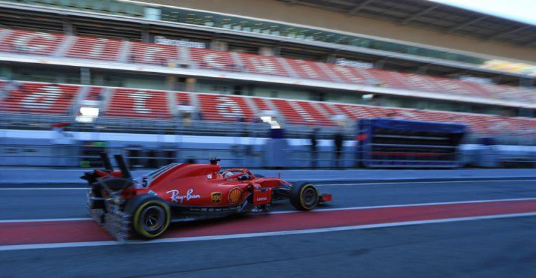 Vettel Ferrari results