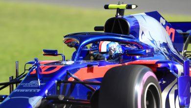 Australian Grand Prix Qualifying Results Toro Rosso Honda