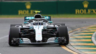 Bottas Australian Grand Prix