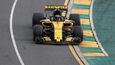 Carlos Sainz Australian Grand Prix