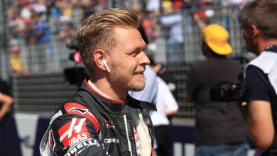 Kevin Magnussen Haas Australian Grand Prix