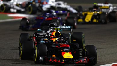 Max Verstappen Bahrain Grand Prix Red Bull Racing