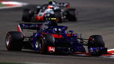 Pierre Gasly Toro Rosso Bahrain Grand Prix