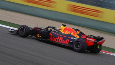 Daniel Ricciardo Red Bull Racing Chinese Grand Prix Practice