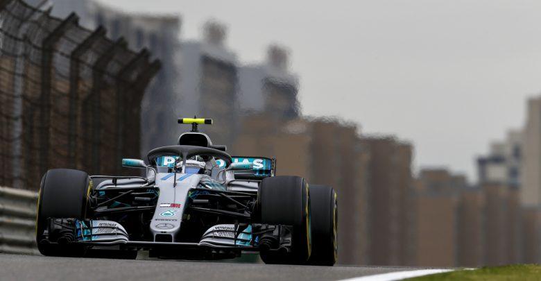 Mercedes Chinese Grand Prix
