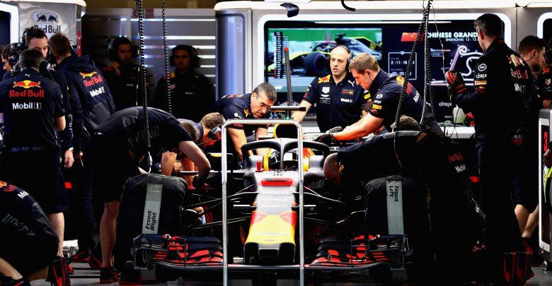 Daniel Ricciardo Red Bull Racing Chinese Grand Prix