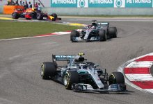 Mercedes Bottas Hamilton Mercedes Chinese Grand Prix