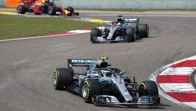 Mercedes Bottas Hamilton Mercedes Chinese Grand Prix