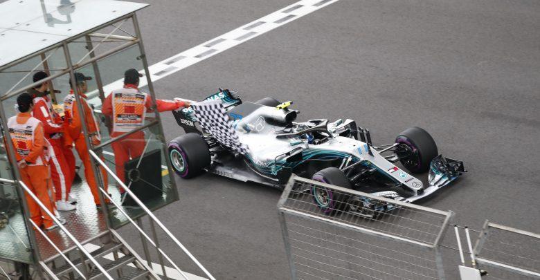 Valtteri Bottas 100 GP Start Mercedes Top Ten Tuesday Formula One
