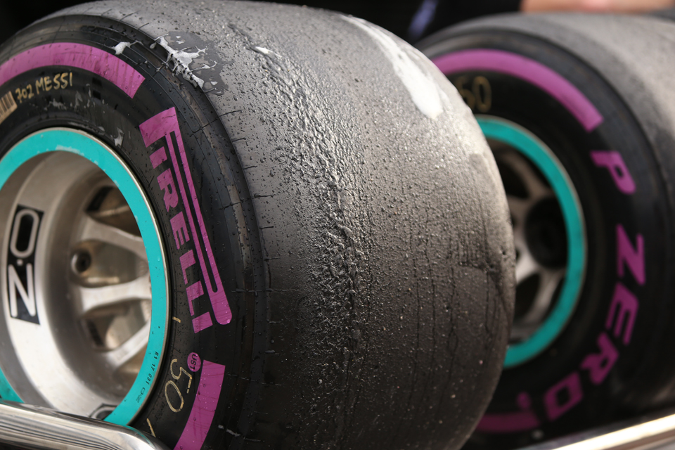 Pirelli Ultrasoft