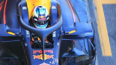 Daniel Ricciardo Red Bull Racing