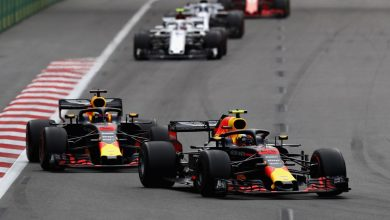 Red Bull Racing Max Verstappen Daniel Ricciardo