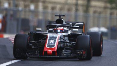 Haas Grosjean
