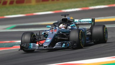 Lewis Hamilton Mercedes Spanish Grand Prix