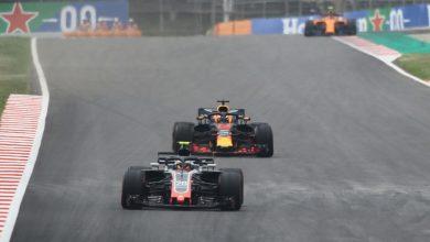 Haas Magnussen