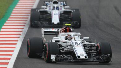 Sauber Leclerc