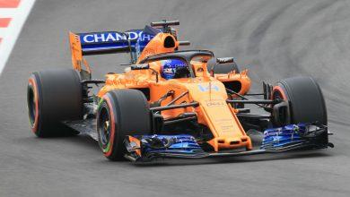Alonso McLaren
