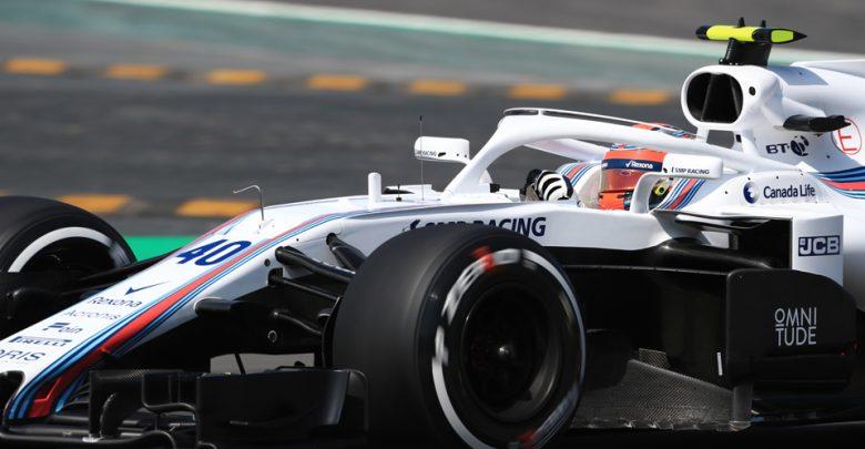 Robert Kubica Testing Circuit de Barcelona-Catalunya