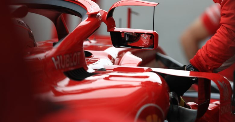 Ferrari Winglets Spanish Grand Prix