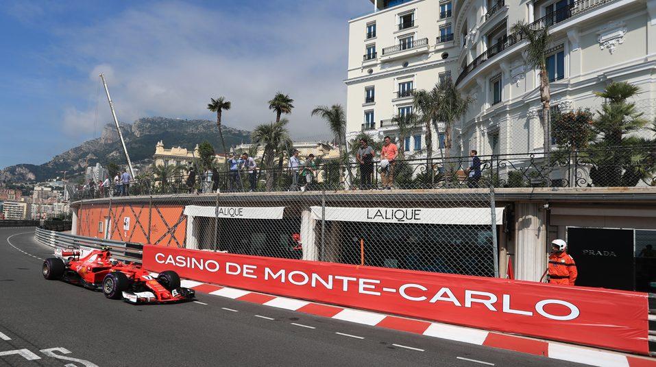 Raikkonen Monaco