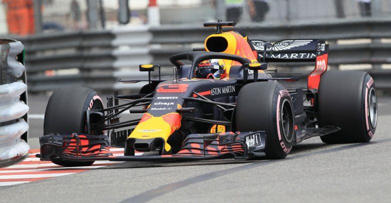 Daniel Ricciardo Red Bull Racing Monaco Grand Prix