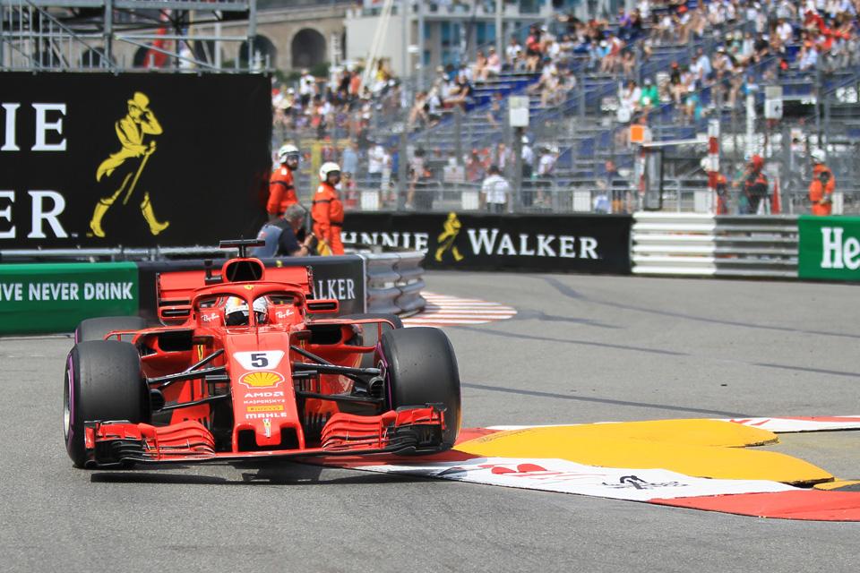 Ferrari Wolff Mercedes Monaco