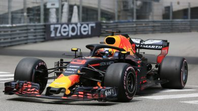 Daniel Ricciardo Red Bull Racing Monaco Grand Prix
