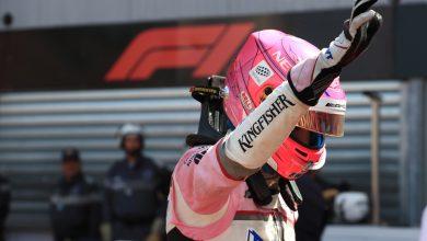 Esteban Ocon Force India Monaco Grand Prix