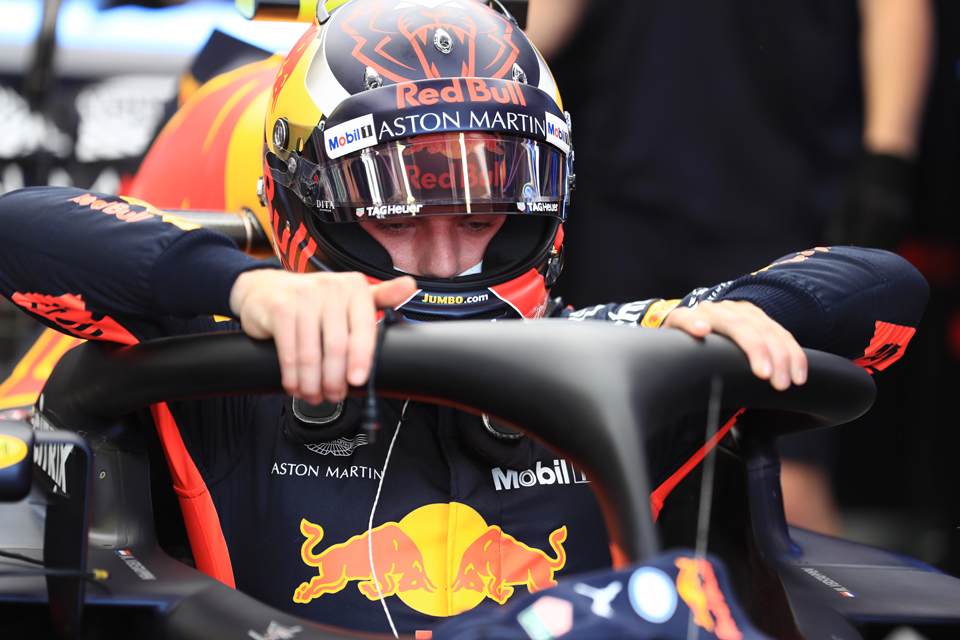 Monaco Grand Prix Max Verstappen Red Bull Racing