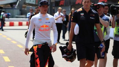Max Verstappen Red Bull Racing Monaco Grand Prix