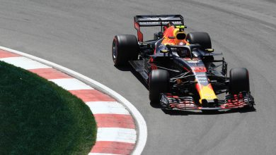 Red Bull Racing Max Verstappen Canadian Grand Prix