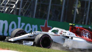 Sauber Canadian Grand Prix Qualifying