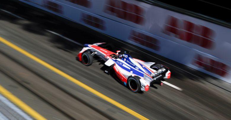 Nick Heidfeld Mahindra Zurich ePrix