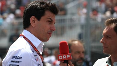 Toto Wolff Mercedes Canadian Grand Prix