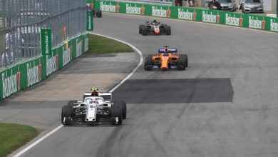 Canadian Grand Prix Charles Leclerc Sauber