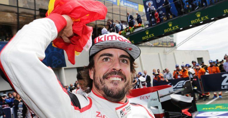 Alonso Le Mans