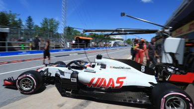 Haas Canadian Grand Prix