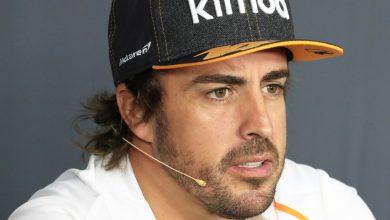 Fernando Alonso McLaren French Grand Prix