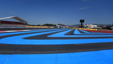 French Grand Prix Circuit Paul Ricard