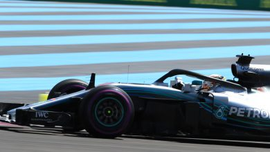 Lewis Hamilton Mercedes French Grand Prix Paul Ricard