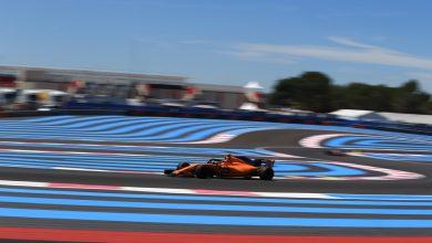 French Grand Prix Circuit Paul Ricard