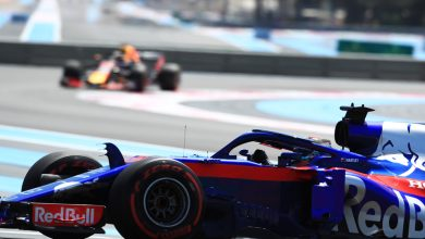 Brendon Hartley Toro Rosso French Grand Prix