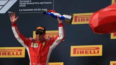 Ferrari Raikkonen