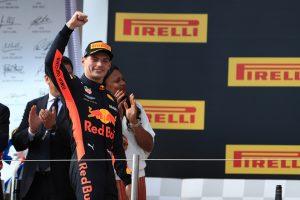 French Grand Prix Verstappen Red Bull