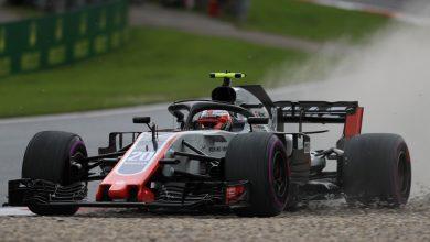 Haas Magnussen Austrian Grand Prix