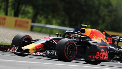 Max Verstappen Red Bull Racing Austrian Grand Prix